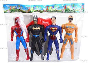 Игровой набор «Супергерои», 2013-5A, отзывы