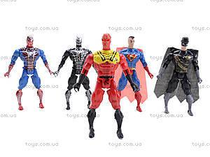 Набор фигурок супергероев, 666-5A, купить