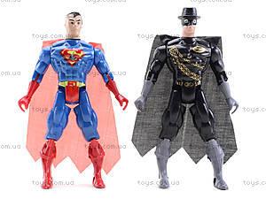 Набор фигурок супергероев, 666-5A, фото
