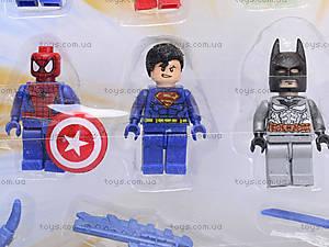 Набор супергероев «Марвел», 200784, купить