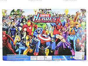 Набор супергероев «Марвел», 200784, фото