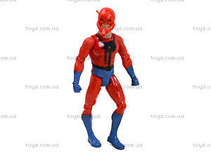 Игрушечный супергерой со световыми эффектами, 17237, купить