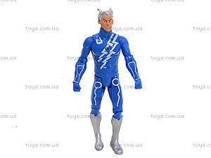 Игрушечный супергерой со световыми эффектами, 17237, фото