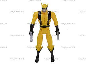Игрушечный супергерой со световыми эффектами, 17237, цена