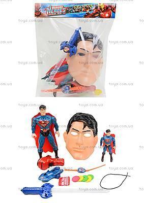 Набор супергероев с маской, 1084E