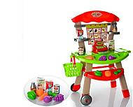 Набор «Супермаркет» с прилавком и продуктами, 661-82, фото