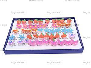 Набор светящихся колечек для девочек, E02761