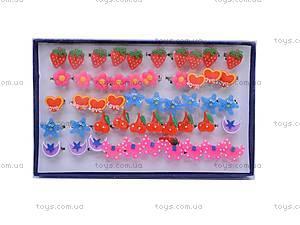 Набор светящихся колечек для девочек, E02761, цена