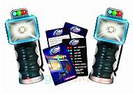 Набор сигнальных фонарей, 3 цвета, 9806, купить