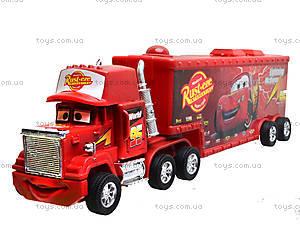 Детский набор инерционных машин «Тачки», 8899A, магазин игрушек