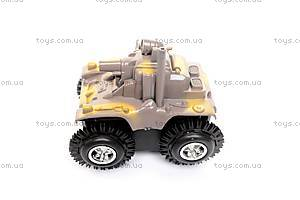 Набор танков-перевертышей, 16815, детские игрушки