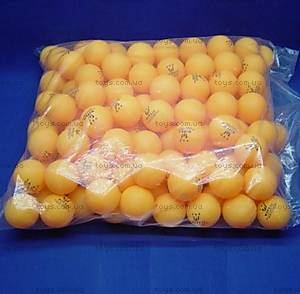 Набор теннисных мячиков, 144 шт., 191228