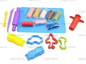 Тесто для лепки «Город транспорта», 11005, магазин игрушек
