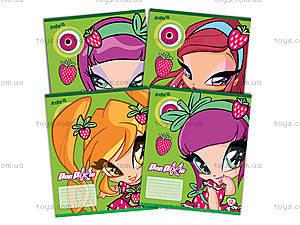 Набор тетрадей Pop Pixie, 12 листов, PP14-235K