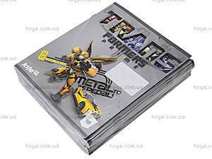 Набор тетрадей в клеточку, 18 листов, TF13-236K