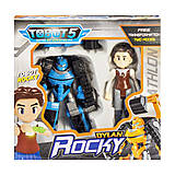 """Набор """"Tobot: Рокки и Дилан"""", Q1904"""