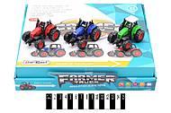 Набор тракторов в коробке, 112, отзывы