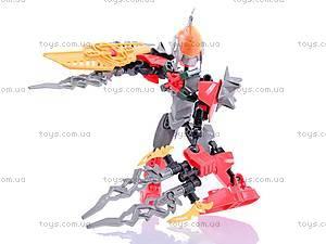 Детский игрушечный трансформер «Hero 5», 006-18, отзывы
