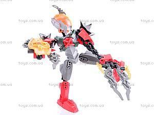Детский игрушечный трансформер «Hero 5», 006-18, цена