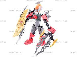Детский игрушечный трансформер «Hero 5», 006-18, детские игрушки