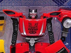 Набор трансформеров-роботов, 297-3, цена
