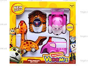 Набор игрушечного транспорта «Врумиз», 1308AB, фото