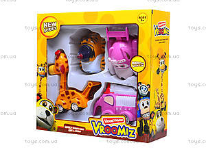 Набор игрушечного транспорта «Врумиз», 1308AB, игрушки