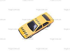 Набор транспорта, 6 игрушек, 00624, купить
