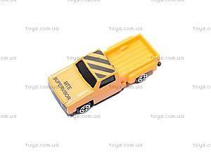 Набор транспорта, 6 игрушек, 00624, фото