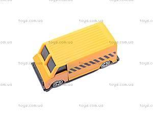 Набор транспорта, 6 игрушек, 00624, игрушки