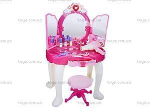 Набор «Туалетный столик», с аксессуарами, 008-19, игрушки