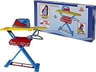 Набор «Утюжок 2х1», 43467, детские игрушки