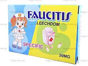 Набор в чемодане «Маленький доктор», 5670A, цена