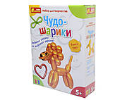 Набор для творчества «Весёлые шарики», 3009, toys.com.ua