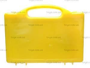 Набор витражных красок, 6 цветов, 38004, купить
