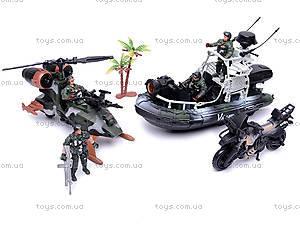 Набор военного транспорта, B123-71