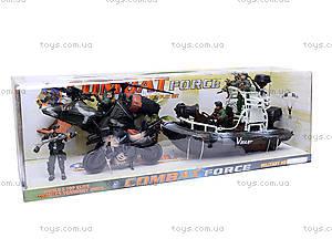 Набор военного транспорта, B123-71, детские игрушки