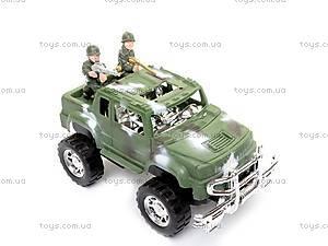 Набор военной техники «Машина и танк», 333, игрушки