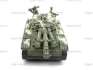 Набор военной техники «Машина и танк», 333, детские игрушки