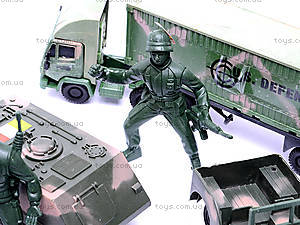 Набор военной техники Military, 211, игрушки