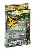 Набор военной техники «Titans» с желтым самолетом, 89722