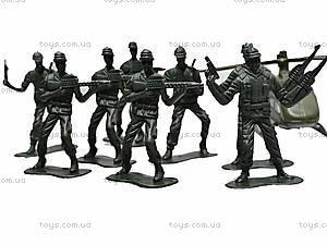 Набор «Военные учения» с солдатиками, 98-AC, фото