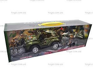 Набор «Военный» с солдатиками, HW-32A3, цена