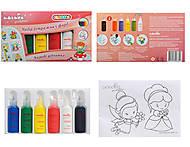 Витражные краски CLASSIC «Сказочные девушки», 98503, отзывы