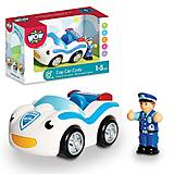 """Набор """"Wow Toys: Полицейская машина"""", 10715, оптом"""