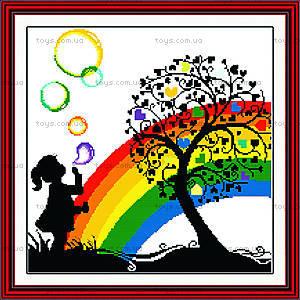 Набор «Яркая радуга» для рукоделия, R075(2)