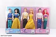 Набор ярких кукол «Семья», 6 B, фото