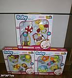 Набор ярких погремушек Baby, 240567, фото