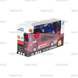 Набор игровой «Автовоз» из двух авто, 22990-81030, фото