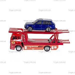 Набор игровой «Автовоз» из двух авто, 22990-81030, отзывы
